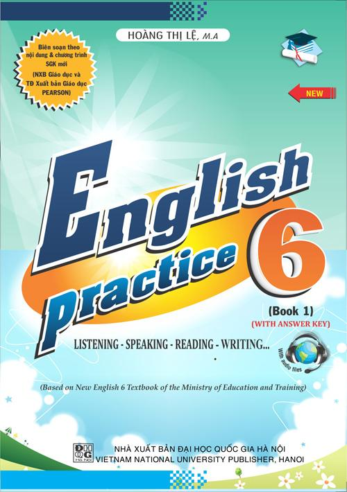English Practice 6/1 (With Answer Key) - Nha Trang Books